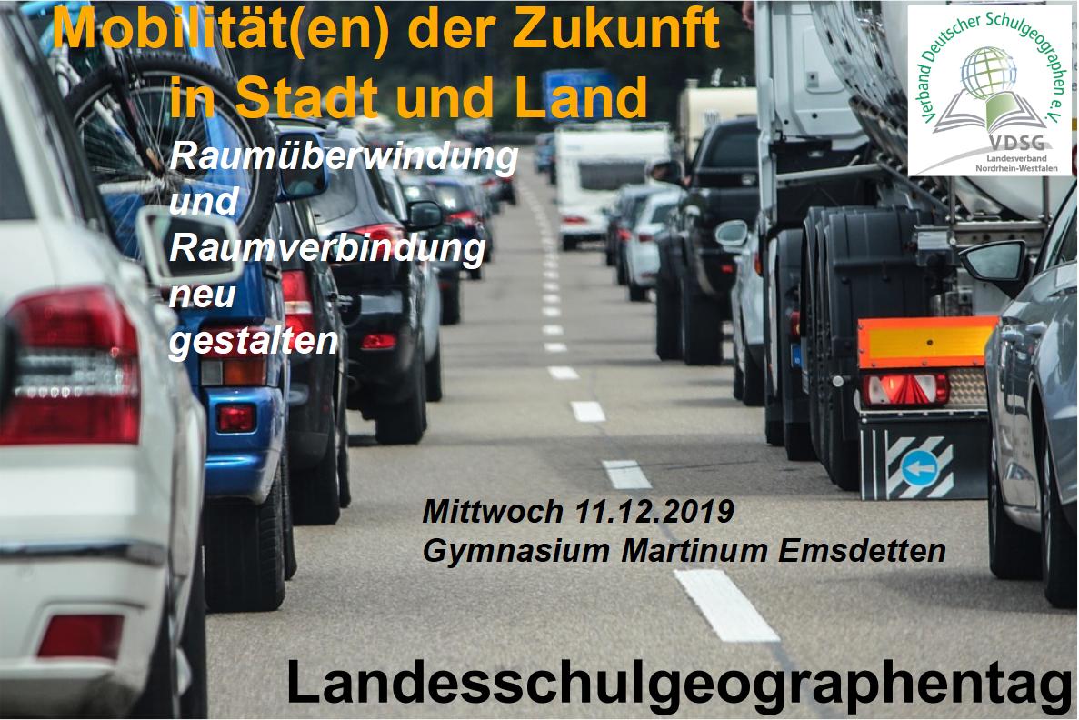 Landesschulgeographentag 2019